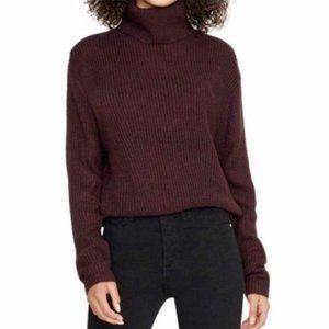 Sanctuary Knitted Sweater Turtleneck Warm Knit
